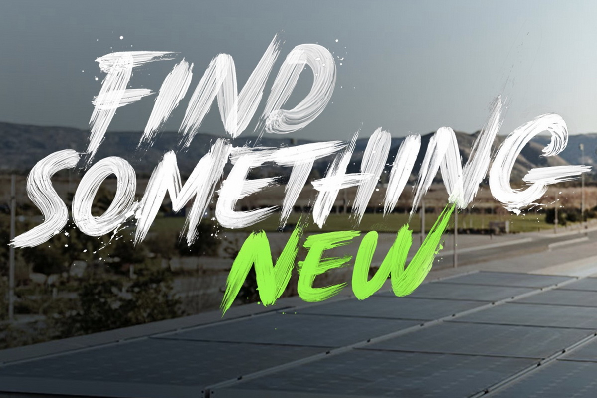 Find something new